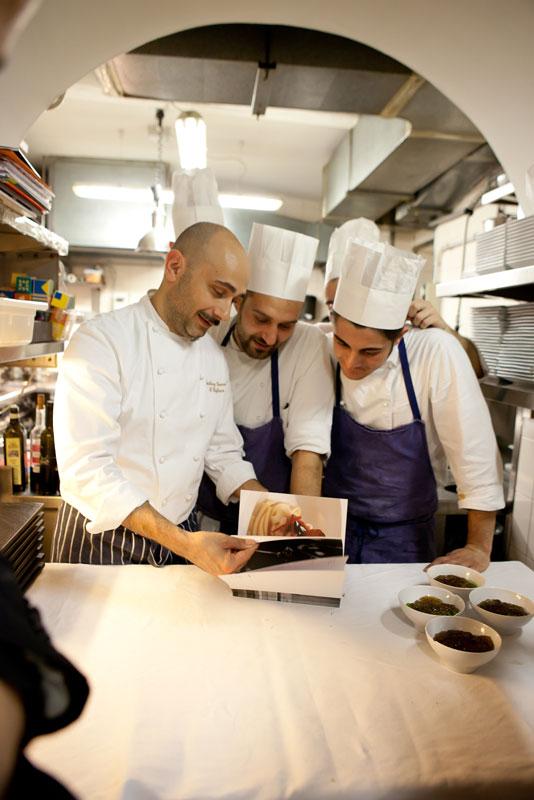 Il-Pagliaccio_in-cucina